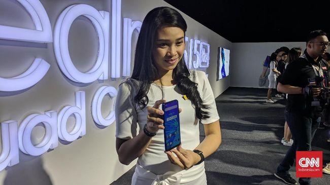 Prosuden ponsel asal China, Realme membeberkan faktor bisa menembus empat besar di pasar ponsel Indonesia dalam kurun waktu setahun.