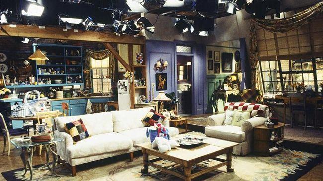 Penggemar serial komedi situasi televisi