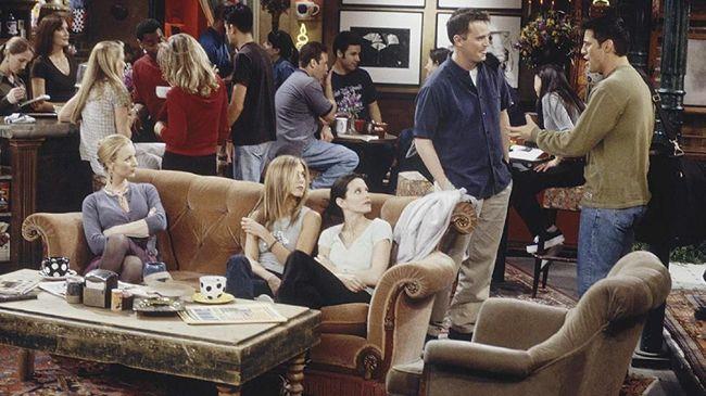 Serial Friends reuni dijadwalkan akan menjalani syuting pada bulan ini, lengkap dengan semua pemain.