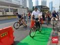 Anies Ajak Warga Jakarta Bersepeda Selama Pandemi Corona