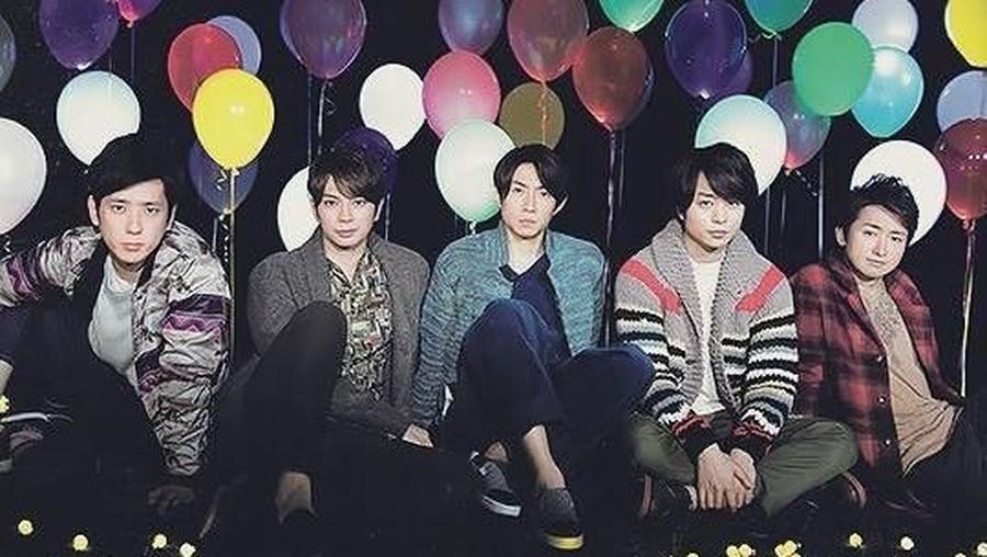 Minggu Depan, Band Jepang Arashi Siap Temui Fans di Jakarta