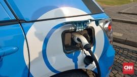 PLN Gandeng Pebisnis Bangun Tempat Isi Daya Kendaraan Listrik
