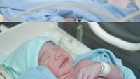 Kedua bayi mungil yang berbeda jenis kelamin ini lahir pada 5 Juli 2019 melalui operasi caesar. (Foto: Instagram @ratnagalih)