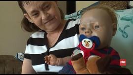 VIDEO: Boneka Bayi, Alat Terapi Stres dan Kesepian