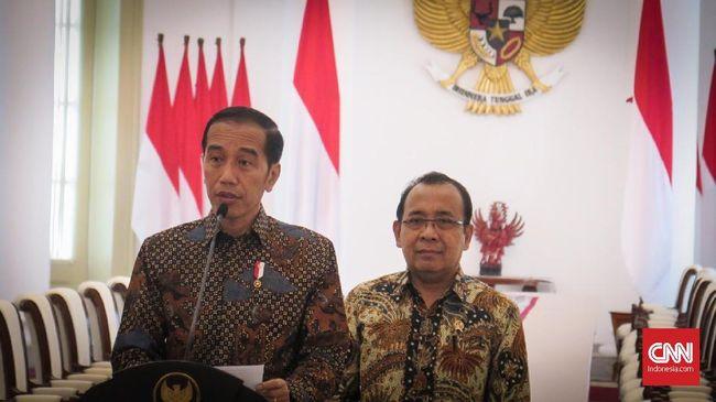 Istana Serahkan Nama Calon Kapolri Pilihan Jokowi ke DPR