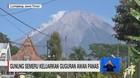 VIDEO: Gunung Semeru Keluarkan Guguran Awan Panas