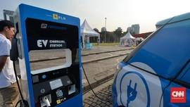 5 Sandungan Era Mobil Listrik di Indonesia