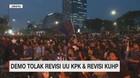 VIDEO: Demo Mahasiswa Tolak Revisi UU KPK & Revisi KUHP