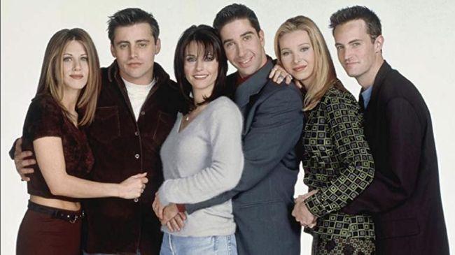 Mengenal Enam Karakter Utama 'Friends'