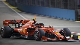 Leclerc Pole Position F1 GP Rusia