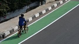 Anies 21 Heroes, Komunitas Klaim Tak Ada Jalur Sepeda di DKI