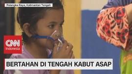 VIDEO: Bertahan di Tengah Kabut Asap