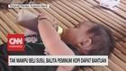 VIDEO: Tak Mampu Beli Susu, Balita Peminum Kopi Dapat Bantuan