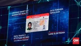 Polri Sebut Smart SIM Punya Fungsi Uang Elektronik