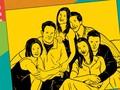 INFOGRAFIS: Frasa Ikonis dalam 'Friends'
