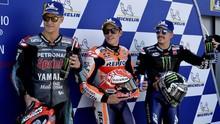 Marquez Beberkan Rahasia Sukses Quartararo Juara MotoGP 2021
