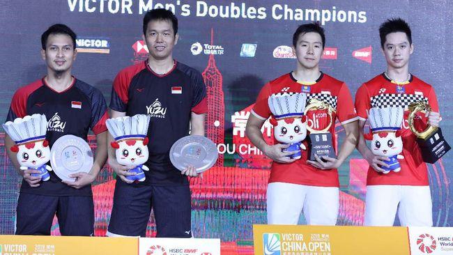Badminton yang jadi cabang andalan Indonesia di Olimpiade 2020 di Tokyo memiliki performa yang mencemaskan pada tahun 2019.