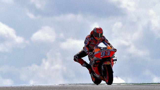 Marc Marquez mengaku banyak belajar dari kesalahan di MotoGP Amerika Serikat saat ia sukses memenangkan balapan MotoGP Aragon.