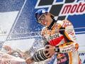 Marquez Ingin Jadi 'Messi' di MotoGP