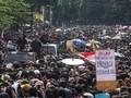 Lanjutkan Aksi, Netizen Gaungkan #GejayanMemanggil2