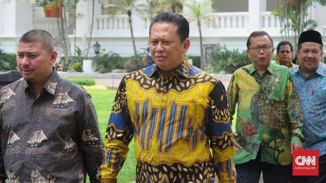 Ketua DPR Bambang Soesatyo menyebut Presiden Joko Widodo menginginkan undang-undang yang simpel, dan RKUHP bakal menjadi buku induk hukum pidana.
