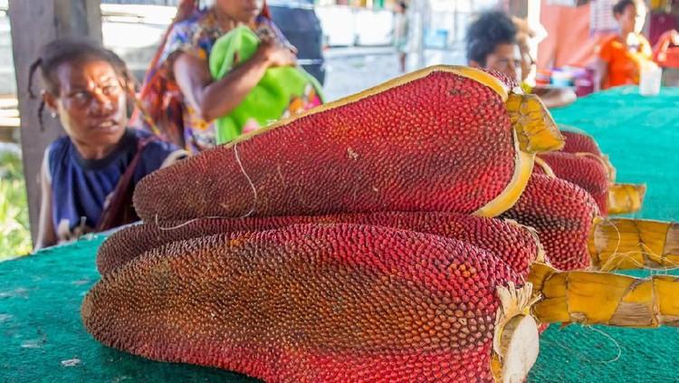 Buah Merah Papua Ampuh Obati Kanker Payudara? Simak Faktanya