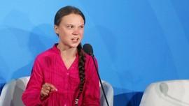Greta Thunberg Marah-marah ke Pemimpin Dunia di KTT Iklim PBB
