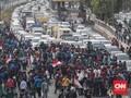 Kronologi Aksi Mahasiswa di DPR Berujung Rusuh Versi Polisi
