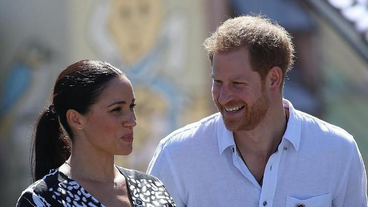 Pangeran Harry mengaku bahwa dia sempat menyembunyikan kabar bahwa Meghan Markle hamil.