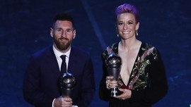 Penghargaan Pemain Terbaik FIFA 2020 Ditiadakan karena Corona