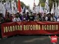 Petani Demo Jokowi: Cukup Dibohongi di Periode Pertama