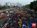 TNI AL Dalami Peran Eks KSAL saat Demo Mahasiswa Depan Mabes