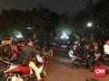 Dikepung Aksi Demo, Pegawai DPR Kesulitan Pulang