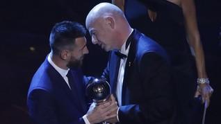 Polemik Messi dan Barcelona, FIFA Berpeluang Turun Tangan