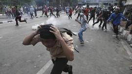 Polisi Tantang Remaja Tawuran Uji Nyali Bertemu Makhluk Gaib