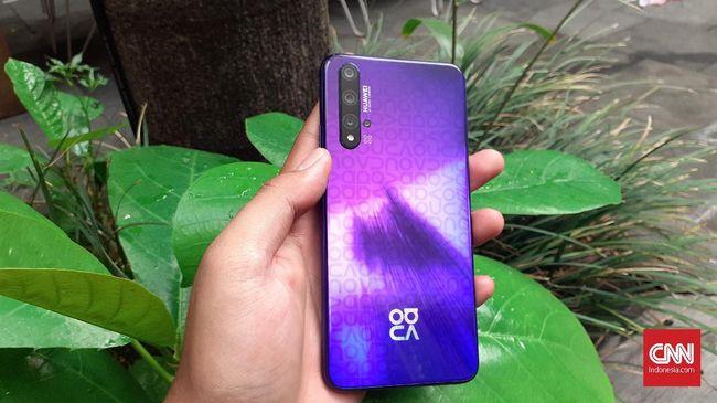 Ponsel Huawei yang Meluncur di Indonesia Tetap Pakai Android