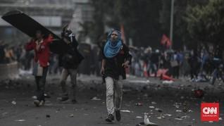 Awas, Demo Rusuh dan RKUHP Sumbat Nadi Ekonomi RI