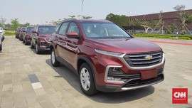 Wuling Pimpin Ekspor Mobil China dari Indonesia