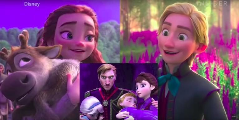 Sebelum menyaksikan film Frozen II, ada baiknya Insertizen tahu lima fakta tersembunyi yang dilakukan Elsa, Anna, dan kawan-kawan saat berpetualang.