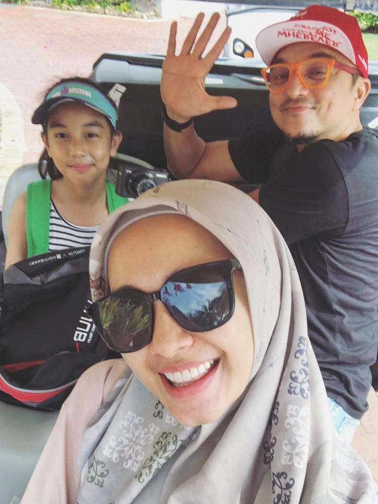 Laudya Cynthia Bella dan Engku Emran menikah pada 8 September 2017 lalu di Malaysia.