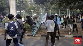 Pengamat Duga Situs DPR dan KPAI Down Terkait Aksi Demo