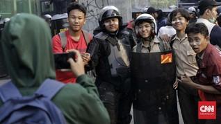 Polisi Ringkus Admin WAG Penggerak STM Demo Ricuh di Jakarta