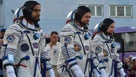 Astronaut NASA Akan Nyoblos Pilpres AS 2020 dari Luar Angkasa