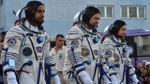 Tandingi NASA, Rusia Kirim Turis ke Luar Angkasa pada 2023