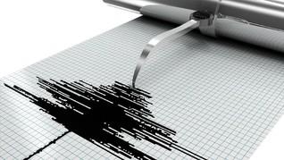 Gempa Banten 5,4 M Bergetar Kuat Sampai Jakarta