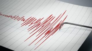 Gempa Magnitudo 5,1 Guncang Pangandaran