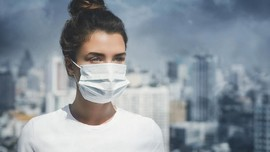 Menakar Efektivitas Masker dengan Lapisan Antivirus