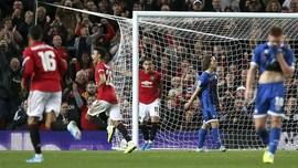MU Diejek Klub Kasta Ketiga Liga Inggris