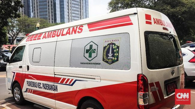 Akui Keliru, Polisi Bakal Kembalikan Ambulans ke PMI dan DKI