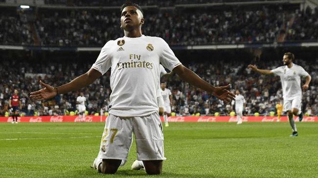 Thiago Silva menyampaikan kekhawatiran berhadapan dengan penyerang muda Real Madrid, Rordygo, saat Los Blancos menjamu PSG di Liga Champions nanti.